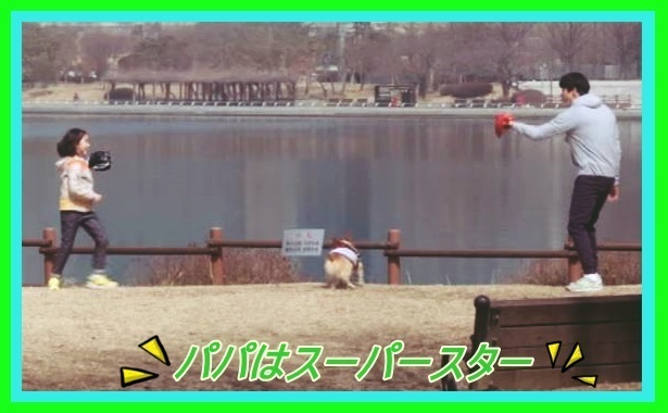 パパはスーパースター 動画 日本語字幕